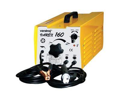Снимка на Заваръчен трансформаторен апарат VAREX 160