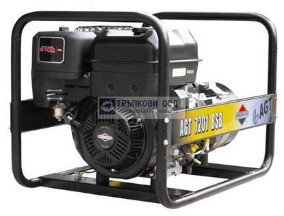 Снимка на Бензинов монофазен генератов BRIGGS & STRATTON AGT 7201 BSB SE