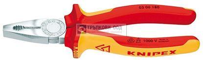 Снимка на Комбинирани клещи KNIPEX