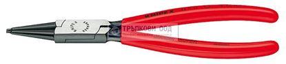 Снимка на Клещи зегер затварящи,прави KNIPEX 180