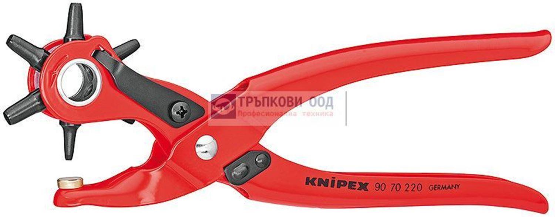 Снимка на Револверни клещи замби KNIPEX