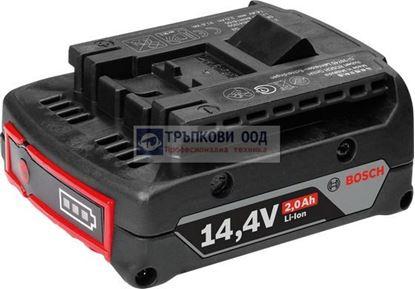 Снимка на  Акумулаторна батерия Bosch GBA 14,4 V 2,0 Ah M-B Professional