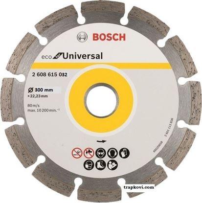 Снимка на Диамантен диск ECO Universal 300mm
