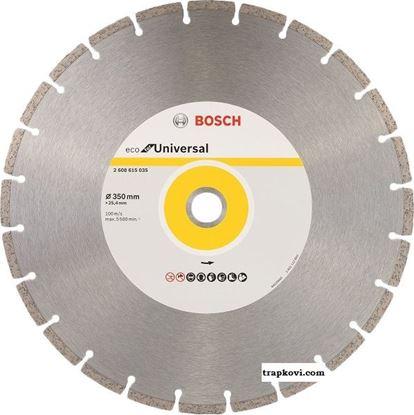 Снимка на Диамантен диск ECO Universal 350mm