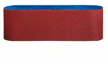 Снимка на Шкурка за лентов шлайф, Best for Wood and Paint;3бр.;2608606037;75 x 457 mm, P150