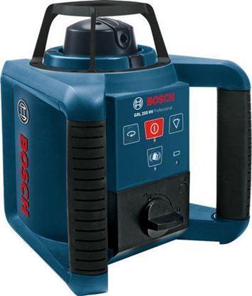 Снимка на Ротационен лазер GRL 250 HV Professional Бонус акумулаторен винтоверт GSR 12V-15