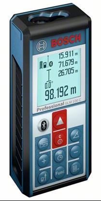 Снимка на Лазерна ролетка GLM 100 C Professional