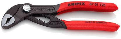 Снимка на Клещи тип Кобра Knipex;8701125;125 мм