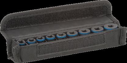 """Снимка на  Комплект вложки за глух ключ, 9 части,1/4"""";25 mm; 6, 7, 8, 9, 10, 11, 12, 13, 14 mm;2608551096"""