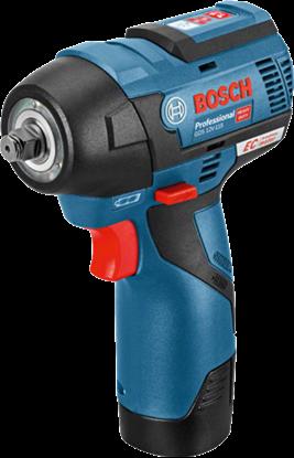 Снимка на  Акумулаторен ударен гайковерт Bosch GDS 12V-115 Professional Solo 0.601.9E0.101