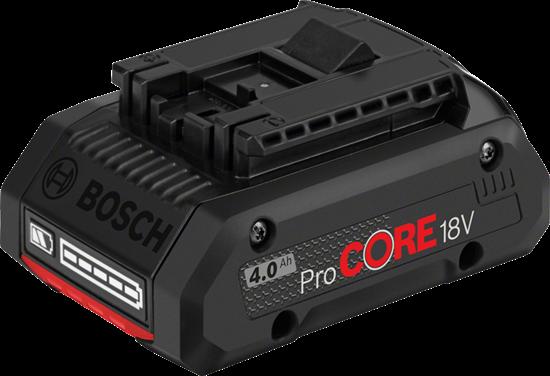 Снимка на НОВО!Акумулаторна батерия ProCORE18V 4.0Ah;1600A016GB