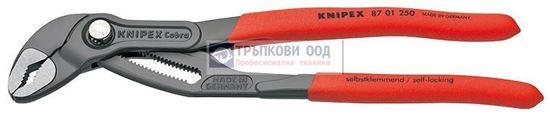 Снимка на Клещи раздвижени KNIPEX Cobra 250;8701250