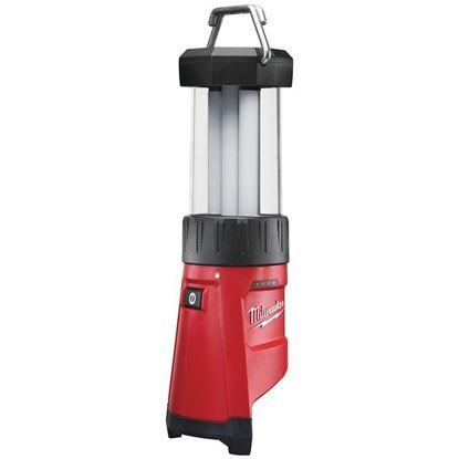 Снимка на Акумулаторен прожектор Milwaukee M12LL-0,400 лумена,12V без батерия и зарядно;4932430562