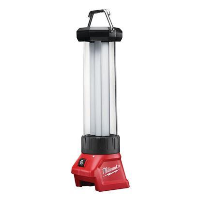 Снимка на Акумулаторен прожектор Milwaukee M18LL-0,700 лумена,18V без батерия и зарядно;4932430563