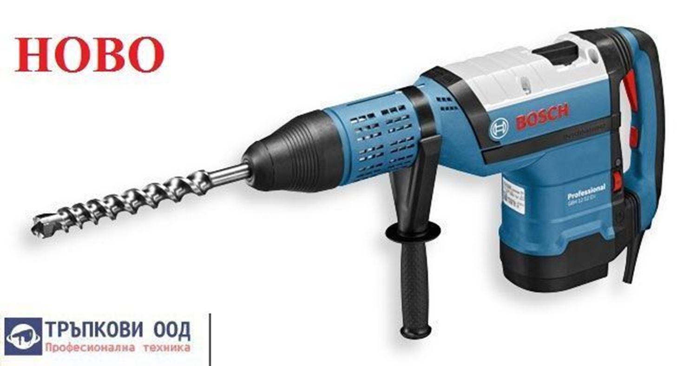 Снимка на Перфоратор с SDS-max GBH 12-52 D Professional +Ъглошлайф GWS 22-230 JH