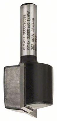 Снимка на Фрезер за канали;8 mm, D1 25 mm, L 20 mm, G 51 mm;2608628392