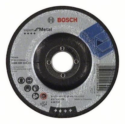 Снимка на Диск за шлайфане, A 30 T BF, 125 mm, 22,23 mm, 6 mm,2608600223