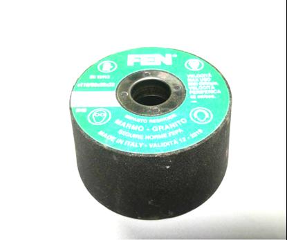 Снимка на Камбана за шмиргелене на камък 110/90х55,F.22,T.190,Gr.120;11022120