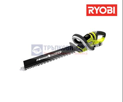 Снимка на Акумулаторен храсторез RYOBI RHT1851R25F,18V,2.5Ah,550mm