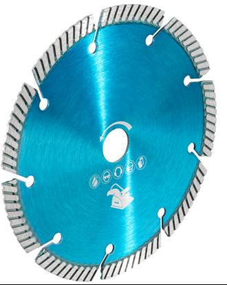 Снимка на REMS универсален диамантен диск за рязане LS H-P Ø 180 mm,185027