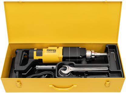 Снимка на Диамантено пробивна машина REMS Picus DP Basic-Pack,180016