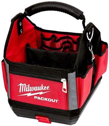 Снимка на Чанта за инструменти Milwaukee PACKOUT 25cm,10 x 25 x 15 cm,2 Kg,4932464084